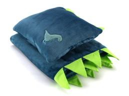 Dino ćebe i jastuk